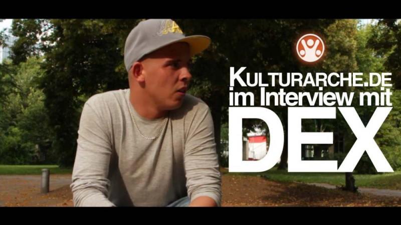 INTERVIEW MIT DEX! RAPPER AUS FRANKFURT AN DER ODER
