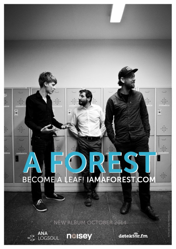 A FOREST – A NEW SINGLE OUT NOW!