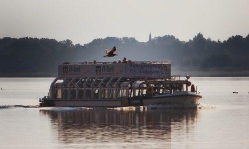 Fahrgastschifffahrt Uckerseen
