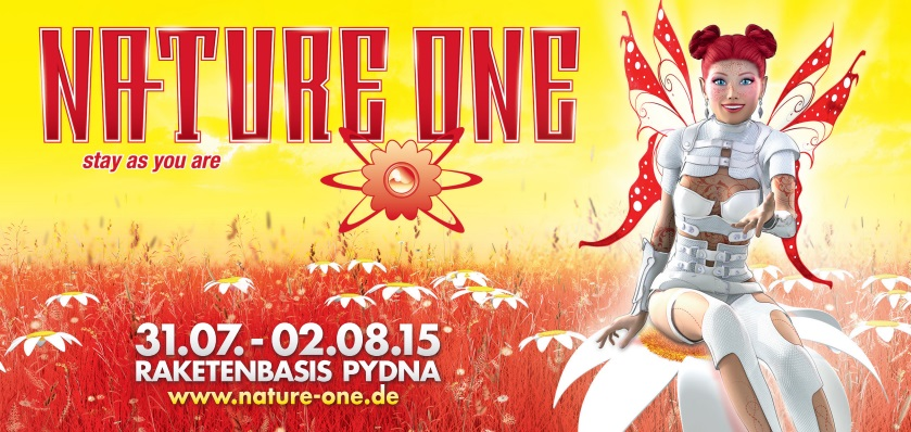 """NATURE ONE 2015 """"STAY AS YOU ARE"""""""