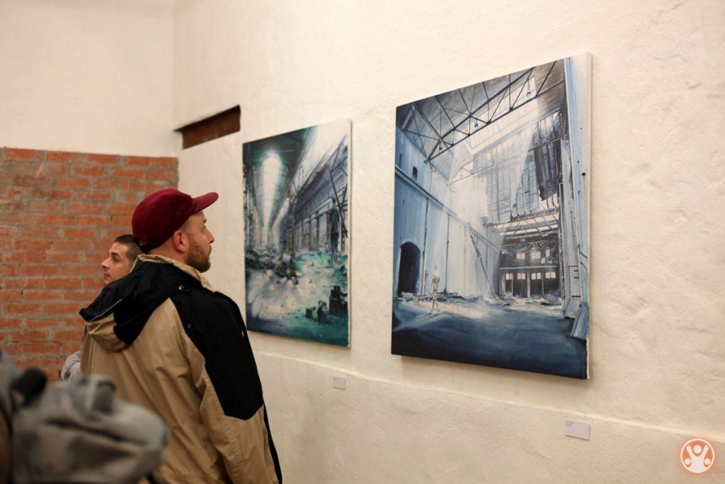 Galerie Hier & Jetzt – Eröffnung