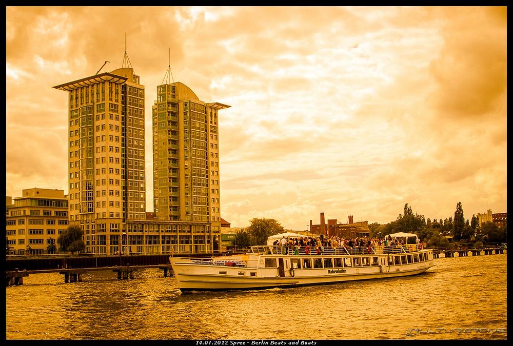 Spree – Berlin Beats and Boats