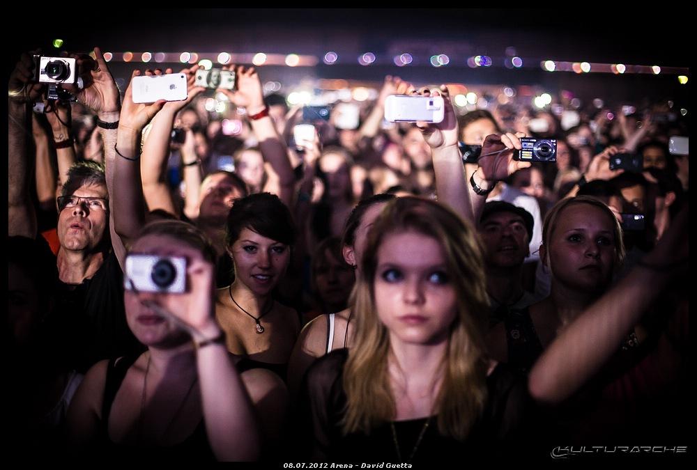 Arena – David Guetta