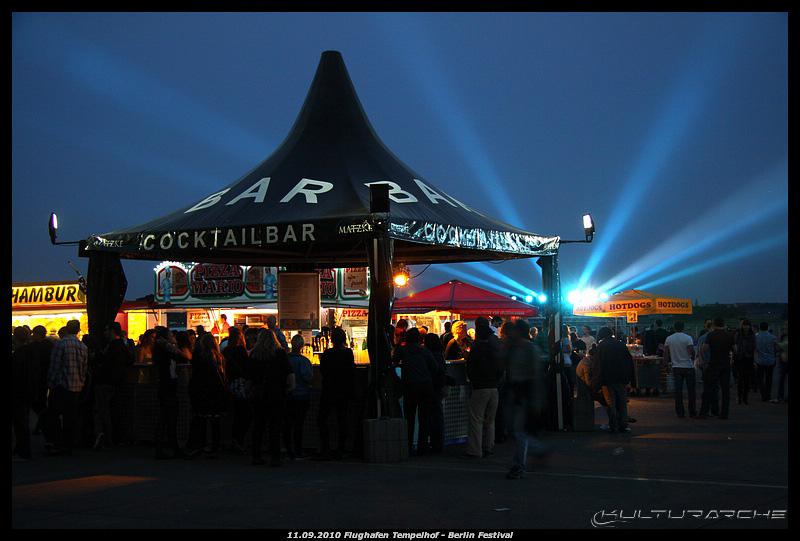 Flughafen Tempelhof – Berlin Festival