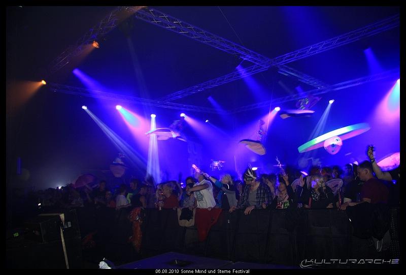 Sonne Mond und Sterne Festival 2010