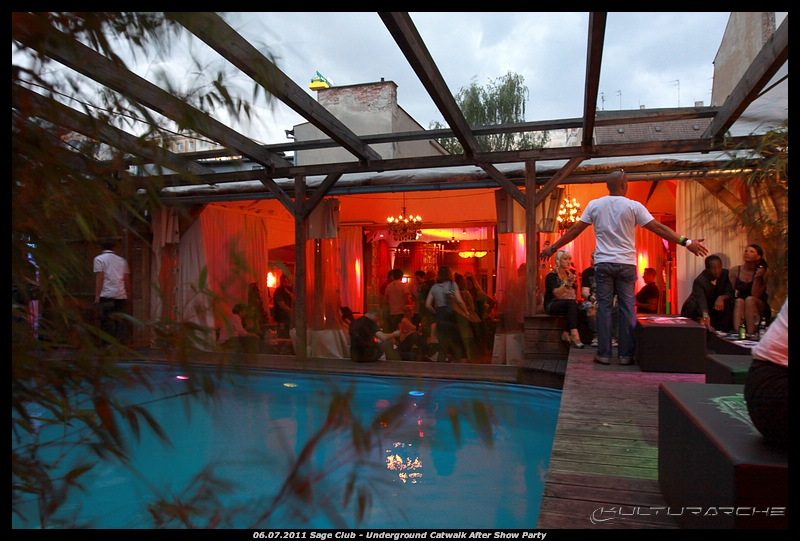 Sage Club – Underground Catwalk After Show Party